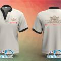 Đồng phục áo thun cổ tàu nhân viên Khách Sạn Duy Ninh tại Vũng Tàu