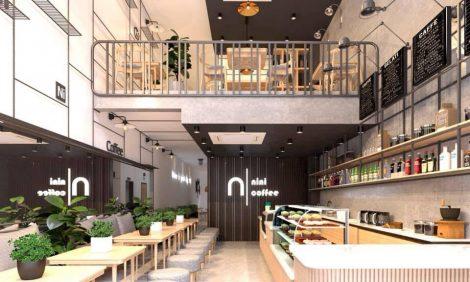 Quán Nini Coffee tại Rạch Giá