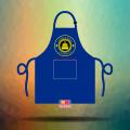 Tạp dề đồng phục tiệm bánh Tâm Đoan tại Đà Lạt