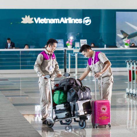 Áo bảo hộ đồng phục nhân viên Dịch Vụ Chuyển Phát Nhanh Nasco ở Hà Nội 5