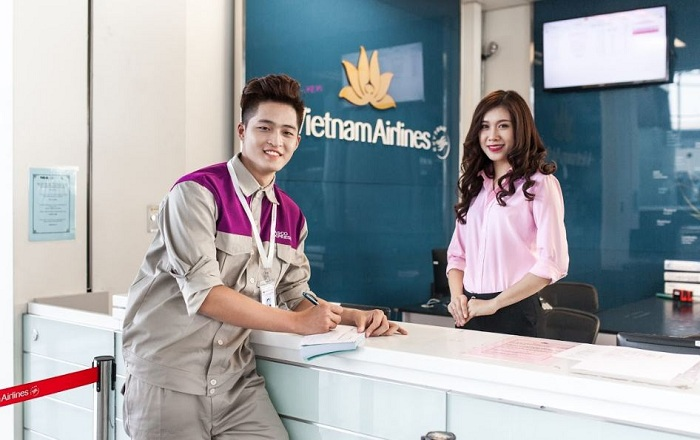 Áo bảo hộ đồng phục nhân viên Dịch Vụ Chuyển Phát Nhanh Nasco ở Hà Nội 9