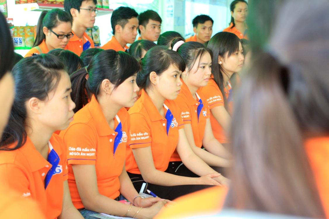 Áo thun đồng phục Công ty Sài Gòn Food SG Soup Baby ở Quận Phú Nhuận 3