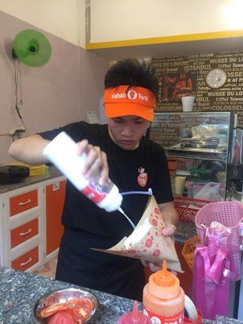 Áo thun đồng phục nhân viên thương hiệu Torki Cafe 6