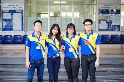 Áo thun đồng phục sinh viên Trường Đại Học Tôn Đức Thắng tại Quận 7 TPHCM 6