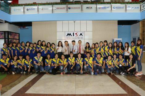 Áo thun đồng phục sinh viên Trường Đại Học Tôn Đức Thắng tại Quận 7 TPHCM - 20