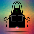 Đồng phục tạp dề nhân viên Jay Nails Spa