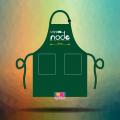 Tạp dề đồng phục nhân viên quán Coffee Node ở Quận 2