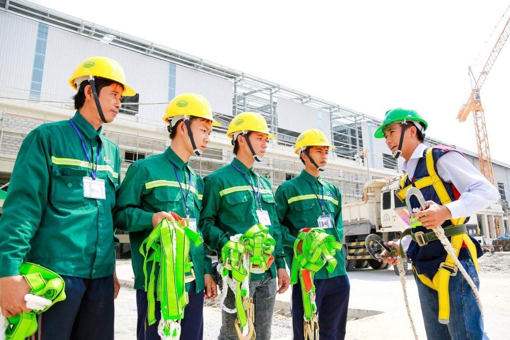 đồng phục bảo hộ lao động - áo ghi lê bảo hộ lao động - 3