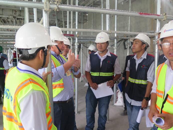 đồng phục bảo hộ lao động - áo ghi lê bảo hộ lao động - 7