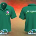 Áo thun đồng phục Công ty TNHH Đo Đạc và Thiết Bị Trắc Địa Miền Nam ở Quận Tân Bình