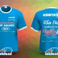 Áo đồng phục giải bóng đá Công ty Asanzo