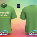 Áo thun đồng phục Avocado