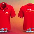 Áo thun đồng phục Công Ty Đèn Led VNE quận Tân Phú