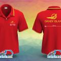 Áo thun đồng phục công ty du lịch Dandy Island ở Phú Quốc