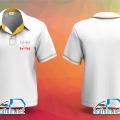 Áo thun đồng phục công ty KHM ở quận Tân Bình
