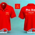 Áo thun đồng phục Trứng Gia Cầm Phú Hiệp ở An Giang