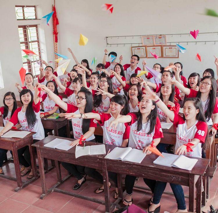 May đồng phục học sinh, sinh viên giá rẻ theo yêu cầu - 10