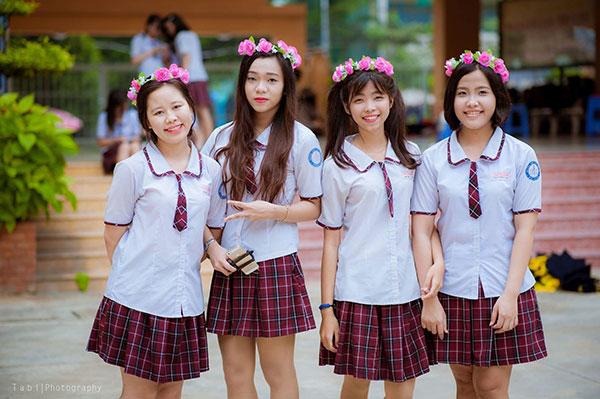 May đồng phục học sinh, sinh viên giá rẻ theo yêu cầu - 8