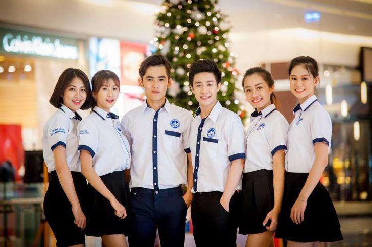 May đồng phục học sinh, sinh viên giá rẻ theo yêu cầu - 7