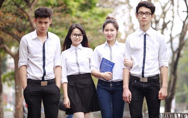 May đồng phục học sinh, sinh viên giá rẻ theo yêu cầu - 3
