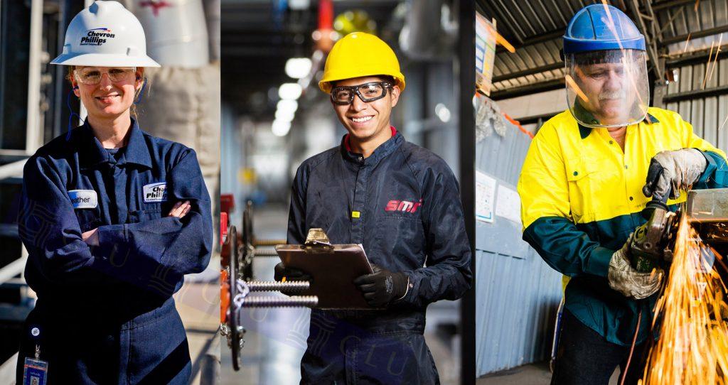 Mũ nón công nghiệp bảo hộ lao động chuyên nghiệp - 2