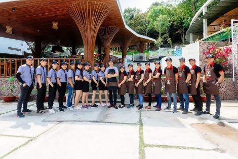 Tạp dề đồng phục Like Coffee Phú Quốc - 1 - 1