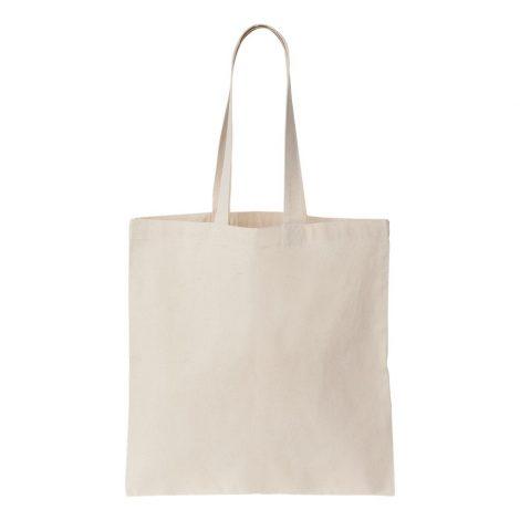 Túi vải bố trắng ngà
