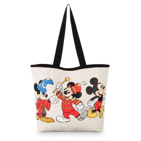 Túi vải in hình Chuột Mickey theo yêu cầu