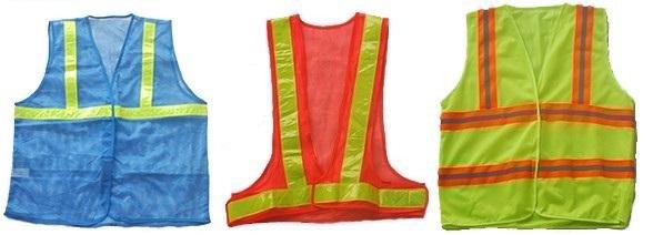 Áo phản quang dành cho công nhân lao động - 2