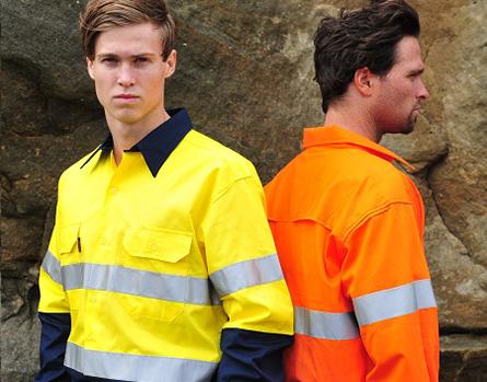 Áo phản quang dành cho công nhân lao động - 3