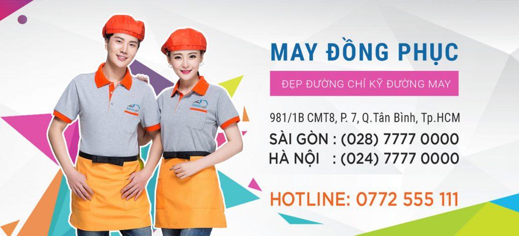 Áo Thun Đồng Phục, In Áo Thun, May Đồng Phục, Thêu Logo