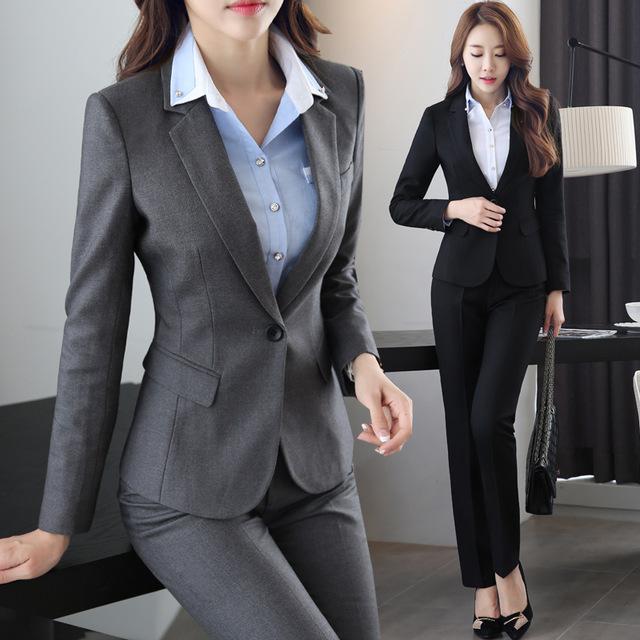 đồng phục văn phòng công sở - 2