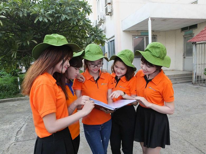 Chuyên nhận đặt may mũ nón tai bèo làm đồng phục theo số lượng