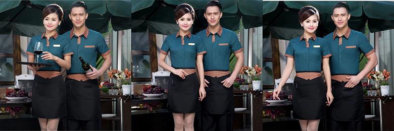 may đồng phục nhà hàng, khách sạn - 3