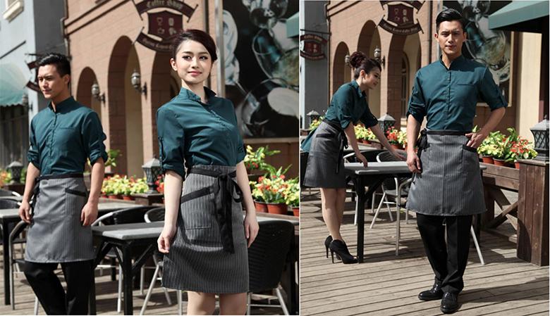 may đồng phục nhà hàng, khách sạn - 4
