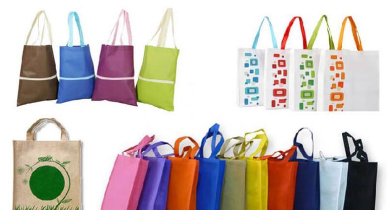 túi vải không dệt, túi vải pp giá rẻ, chất lượng, bền, chống nước, chống cháy - 3