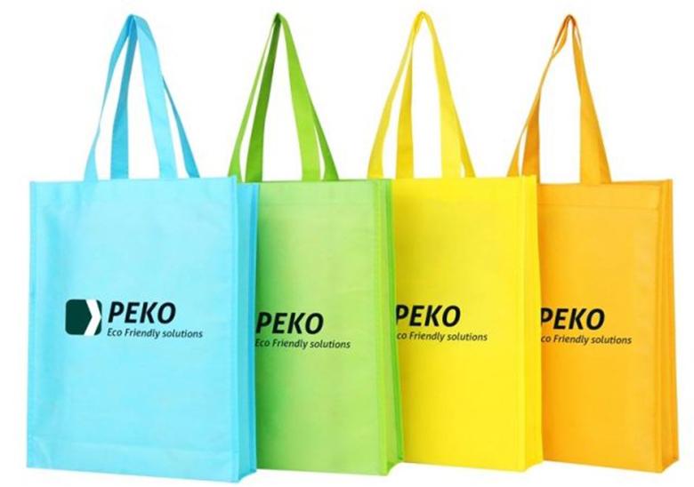 túi vải không dệt, túi vải pp giá rẻ, chất lượng, bền, chống nước, chống cháy - 4