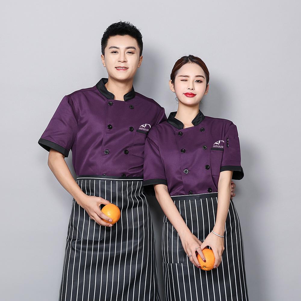 Sản xuất đồng phục bếp nhà hàng