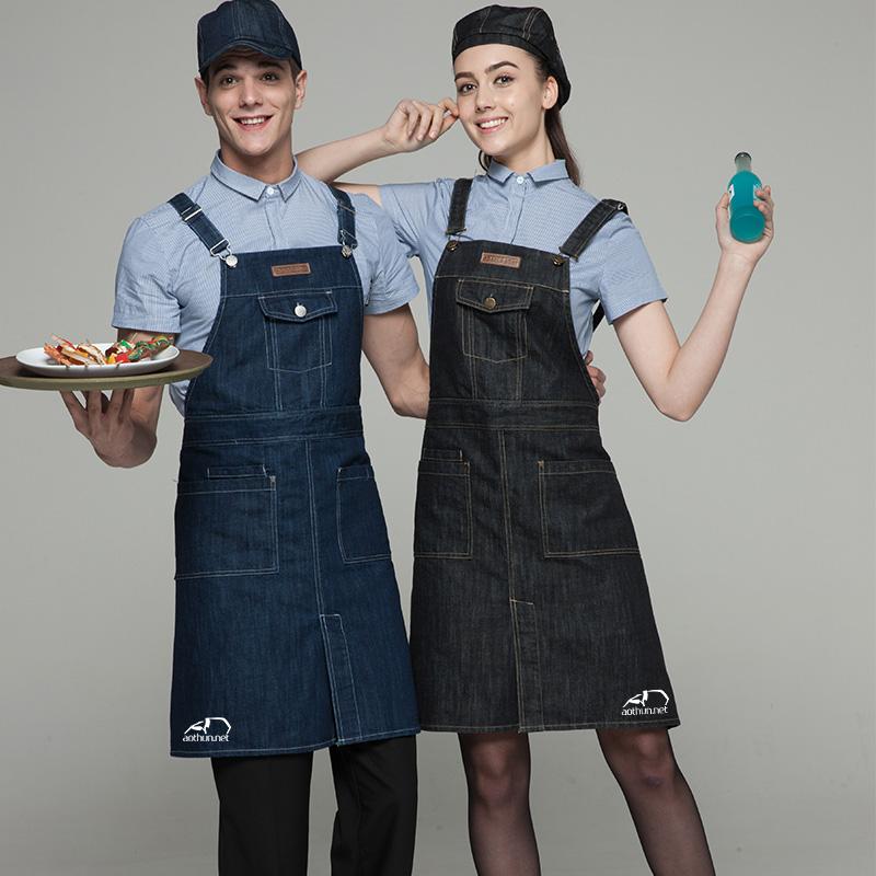 Tạp dề đồng phục Nhà hàng