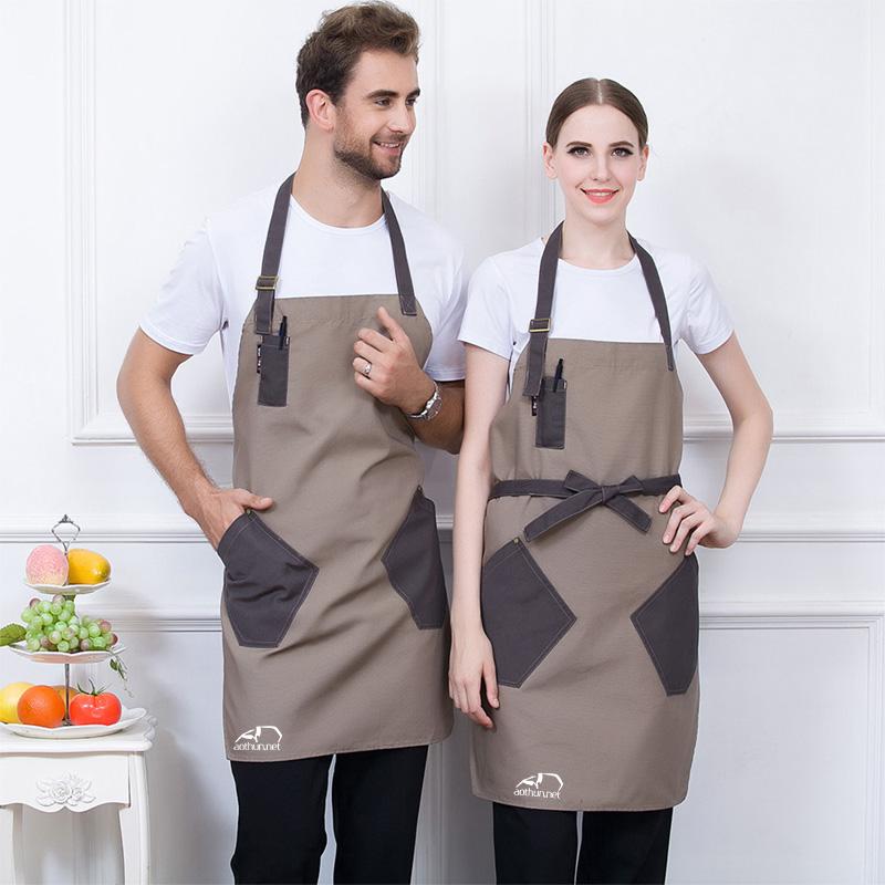 Thiết kế tạp dề đồng phục độc đáo