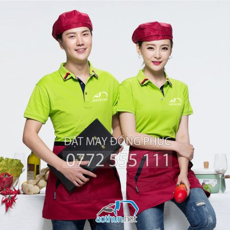 Công ty may áo thun đồng phục