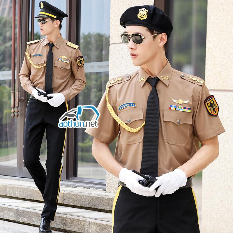 Đặc điểm của áo đồng phục bảo vệ