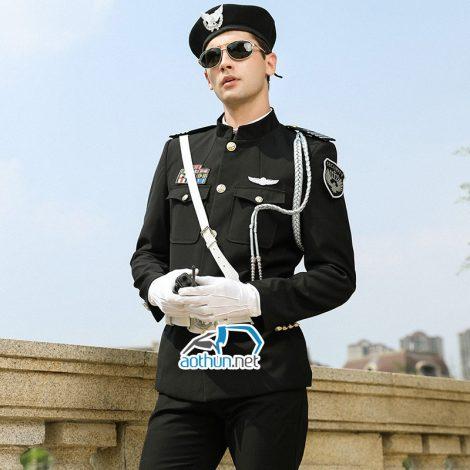 May đồng phục bảo vệ cao cấp