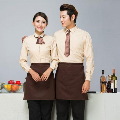 Mẫu đồng phục nhà hàng 2