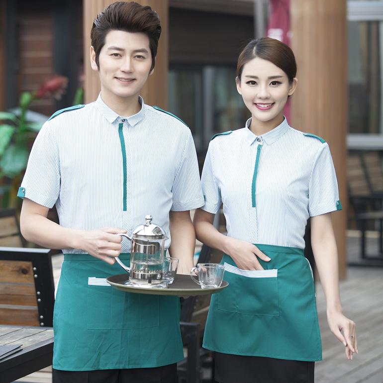 Mẫu đồng phục nhà hàng 3