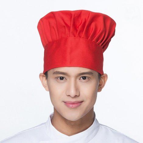 Mũ đầu bếp hình nấm